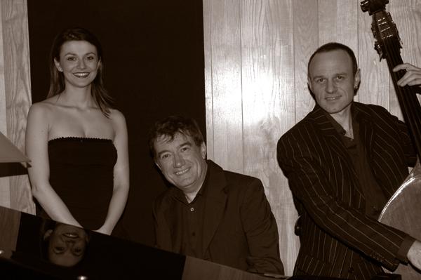 Trio jazz vocal