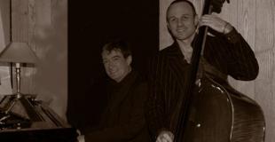 Duo jazz autour d'une exposition photo (92)