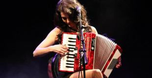 Du french jazz avec chanteuse pour des australiens (75)