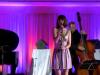 Concert trio jazz vocal à Villers Saint Paul (60)