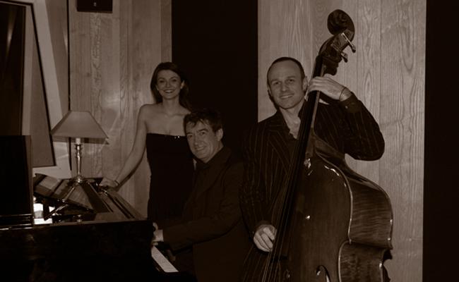 trio jazz pour évènementiel